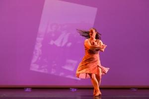 Portrait - Choreography: Donna Jewell